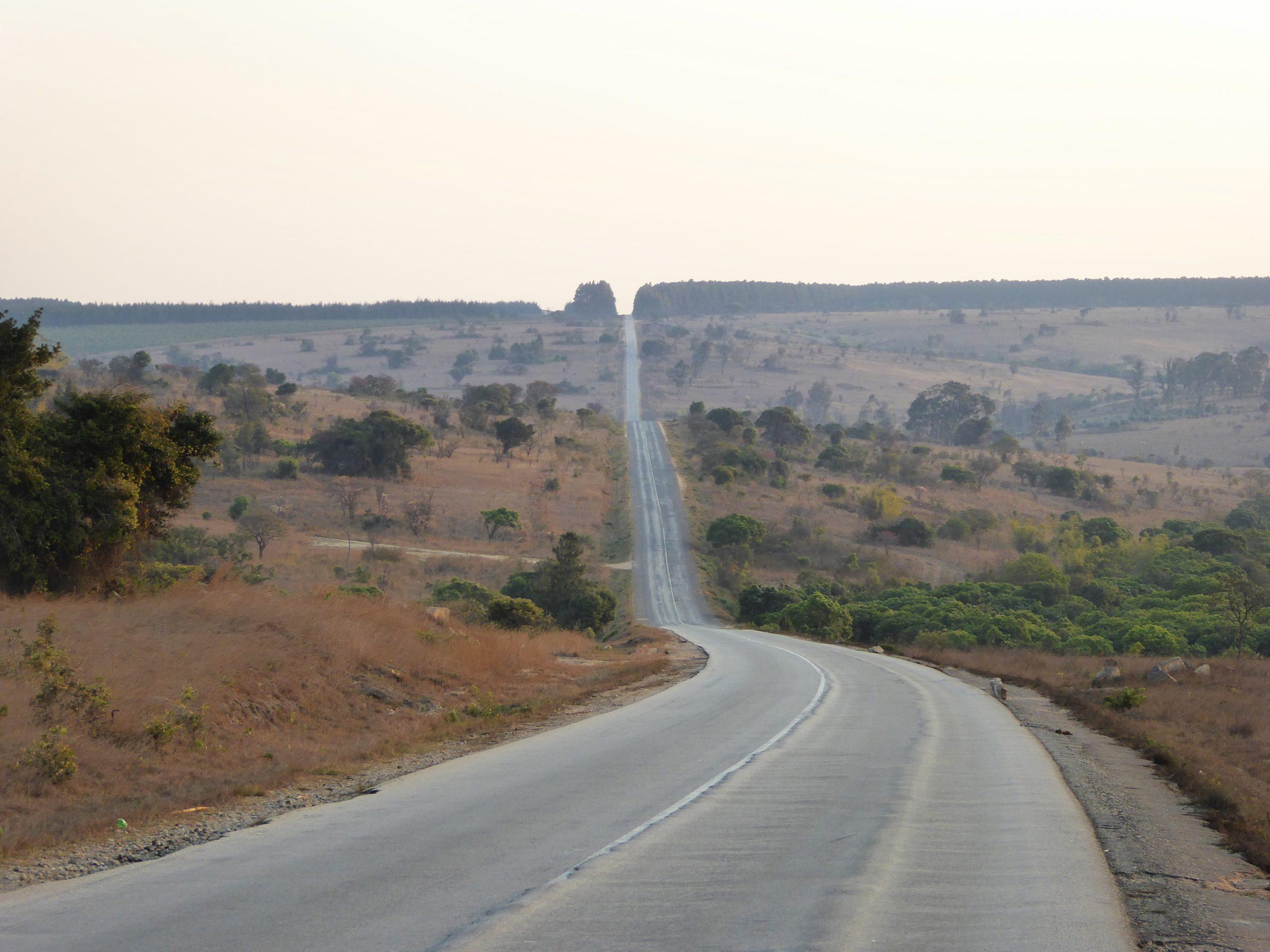 Radreise Afrika 2014 - TanZam-Highway