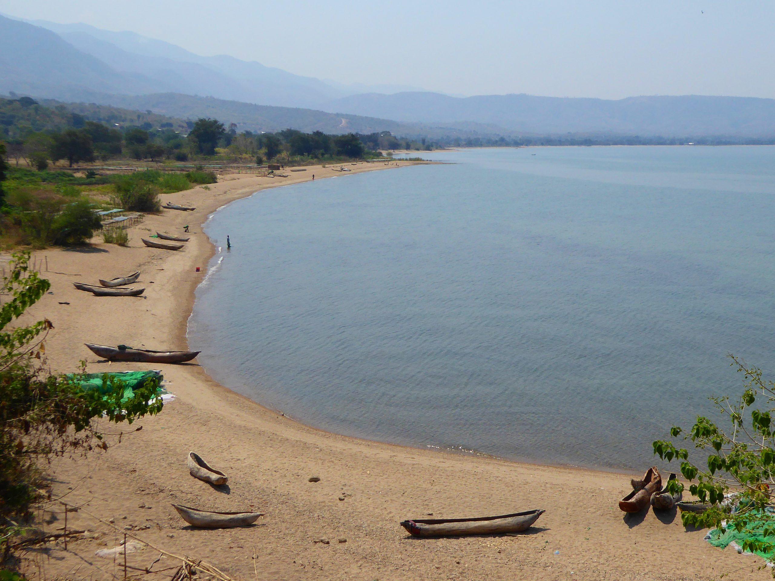 Radreise Afrika 2014 - Lake Malawi