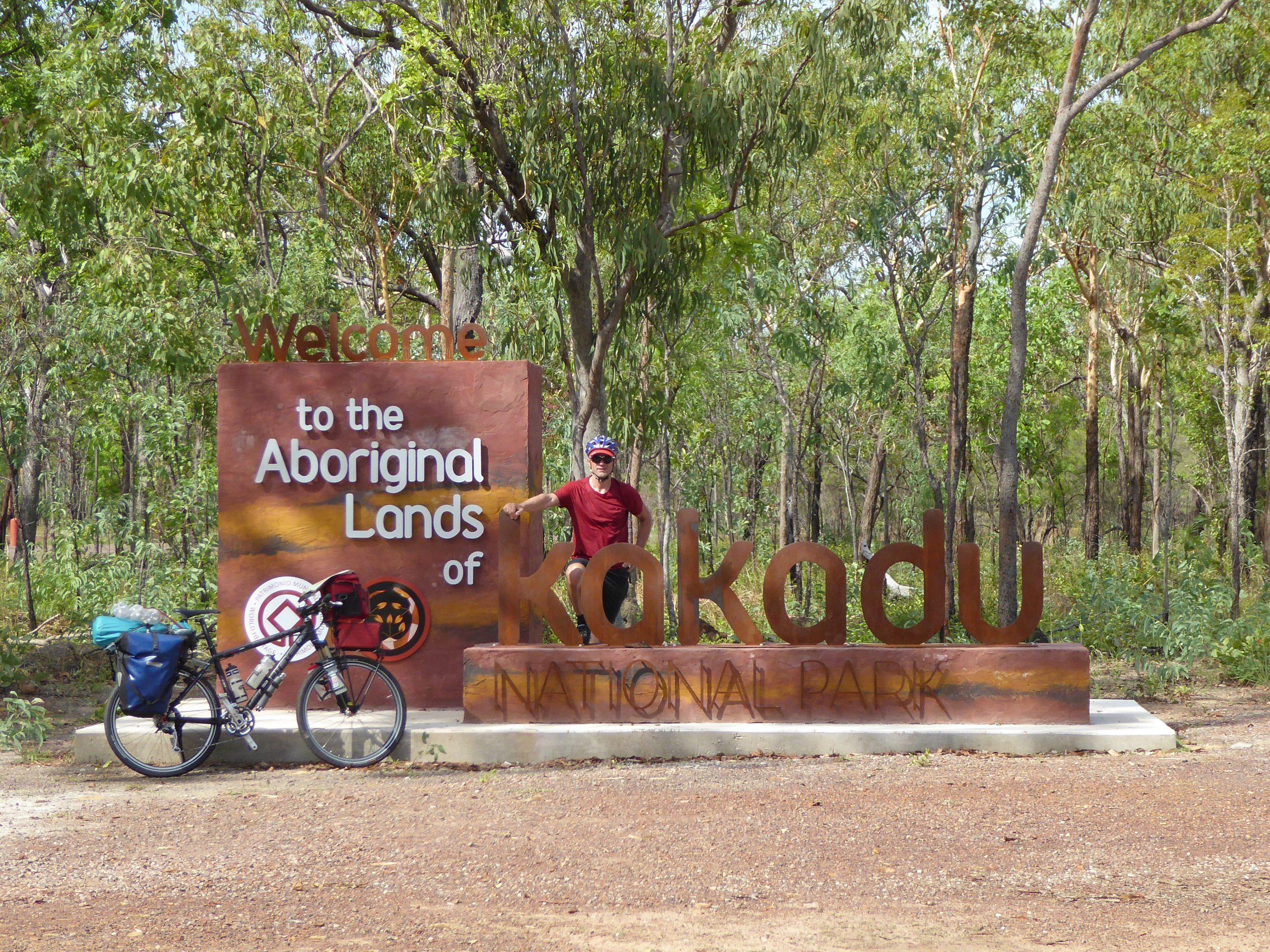 Radreise Australien 2016 - Kakadu NP