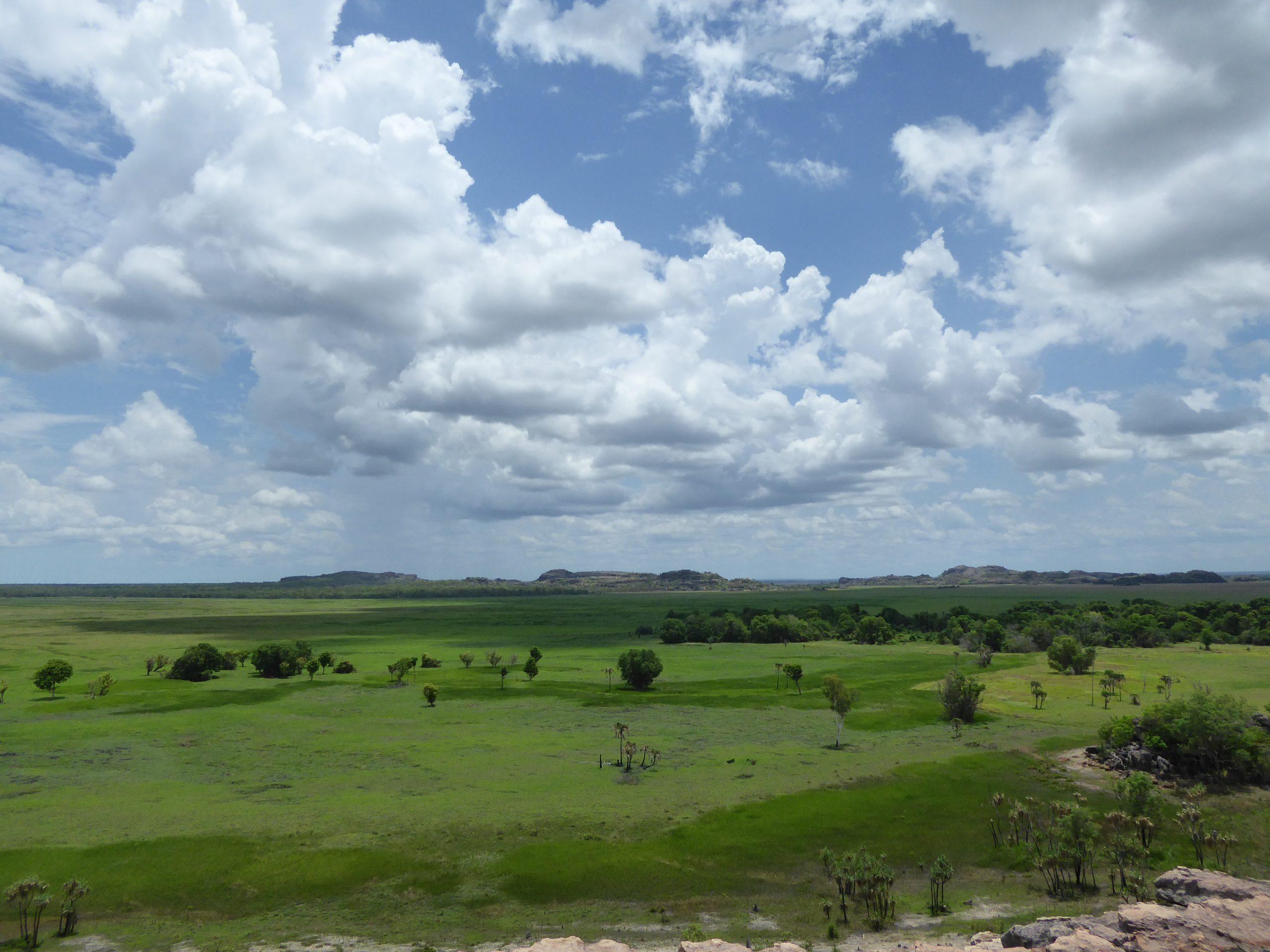 Radreise Australien 2016 - Kakadu NP - Nadab Floodplain