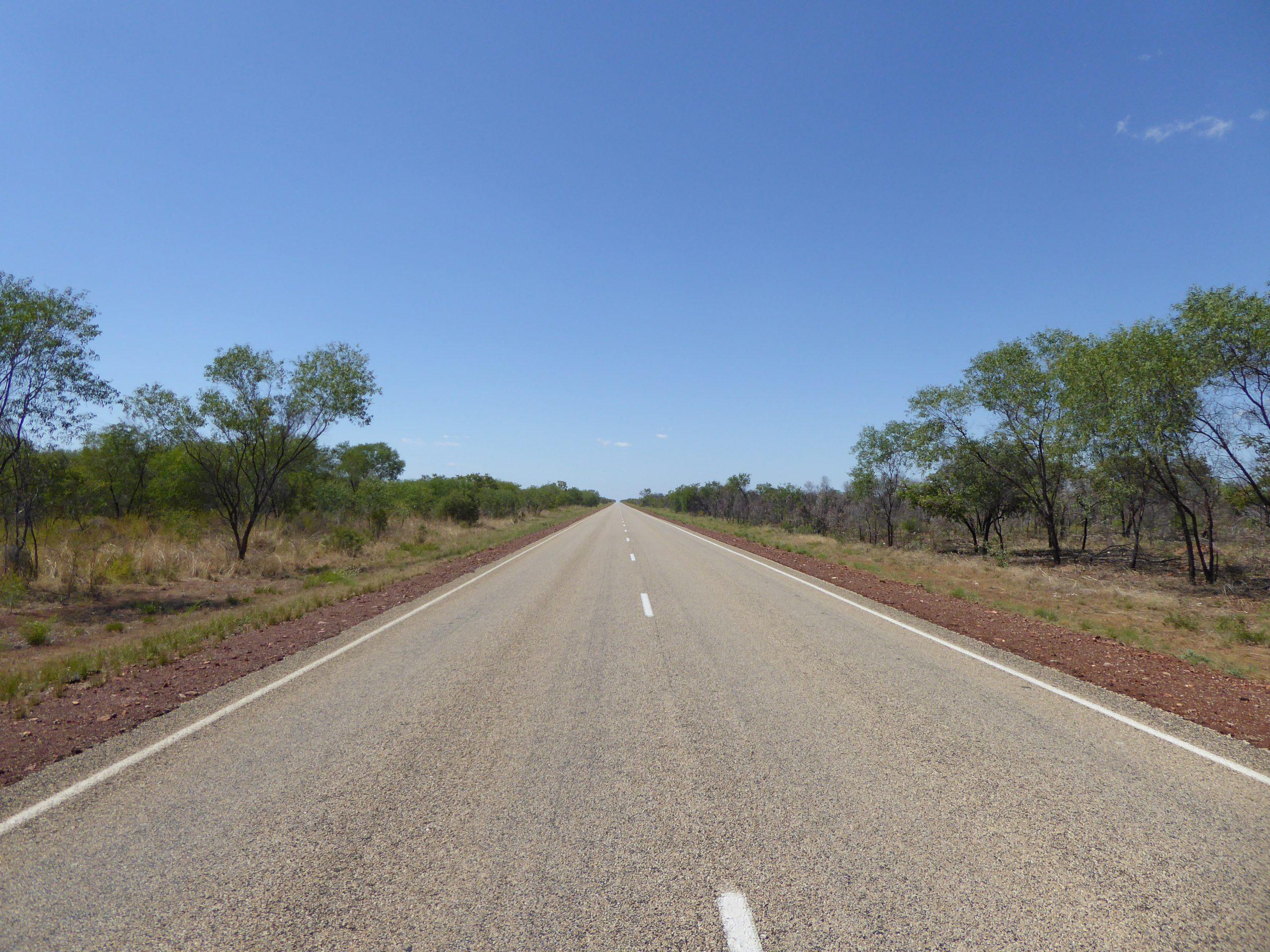 Radreise Australien 2016 - Stuart Highway - Barkly Tableland