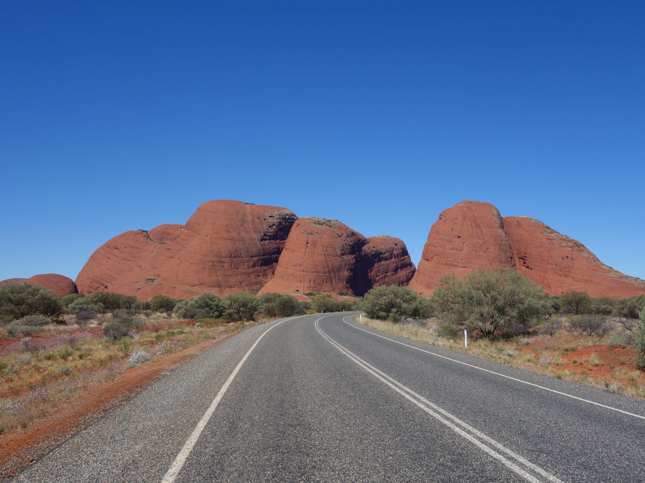 Radreise Australien 2016 - Kata Tjuta