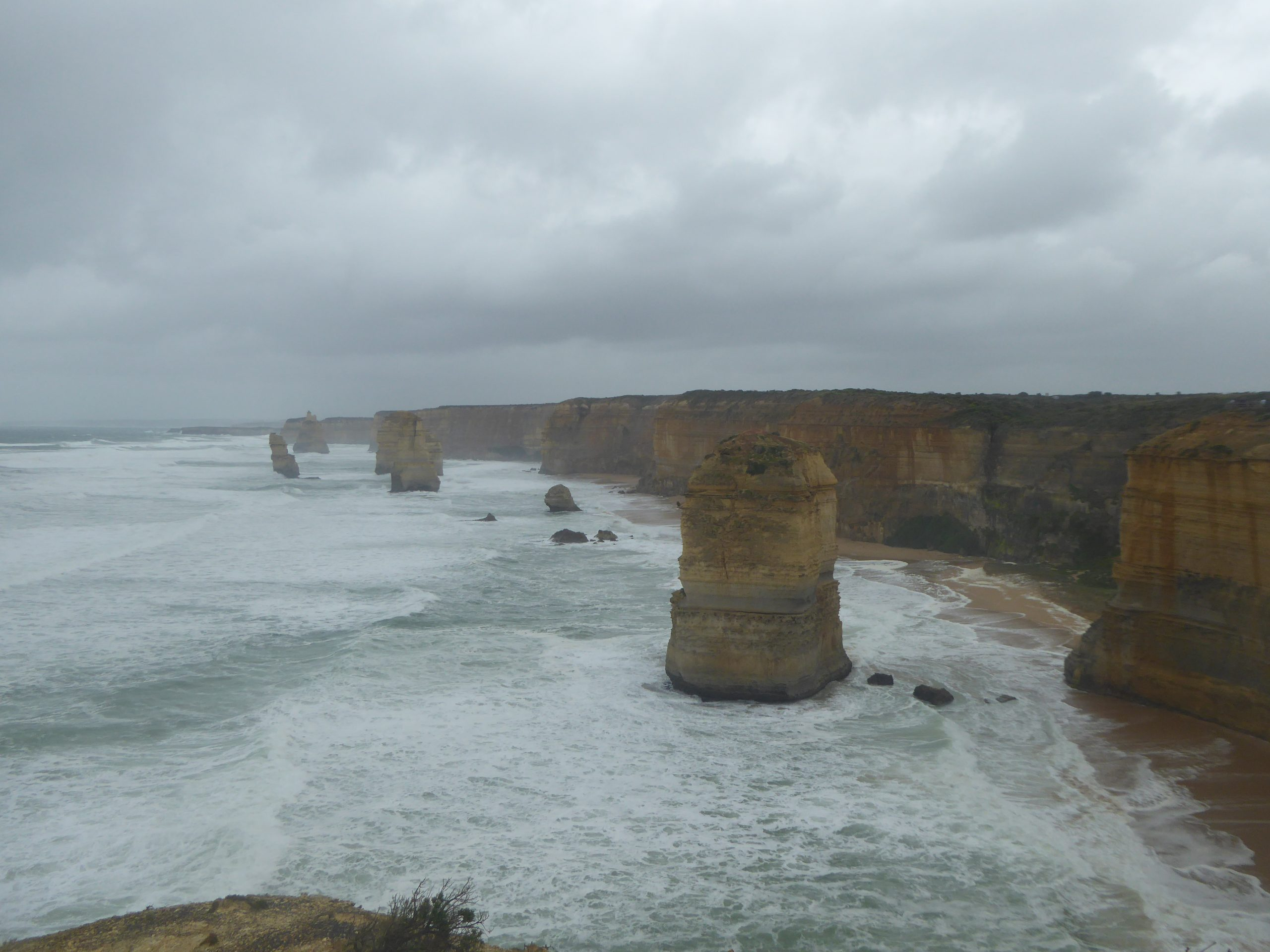Radreise Australien 2016 - Great Ocean Road - The Twelve Apostles