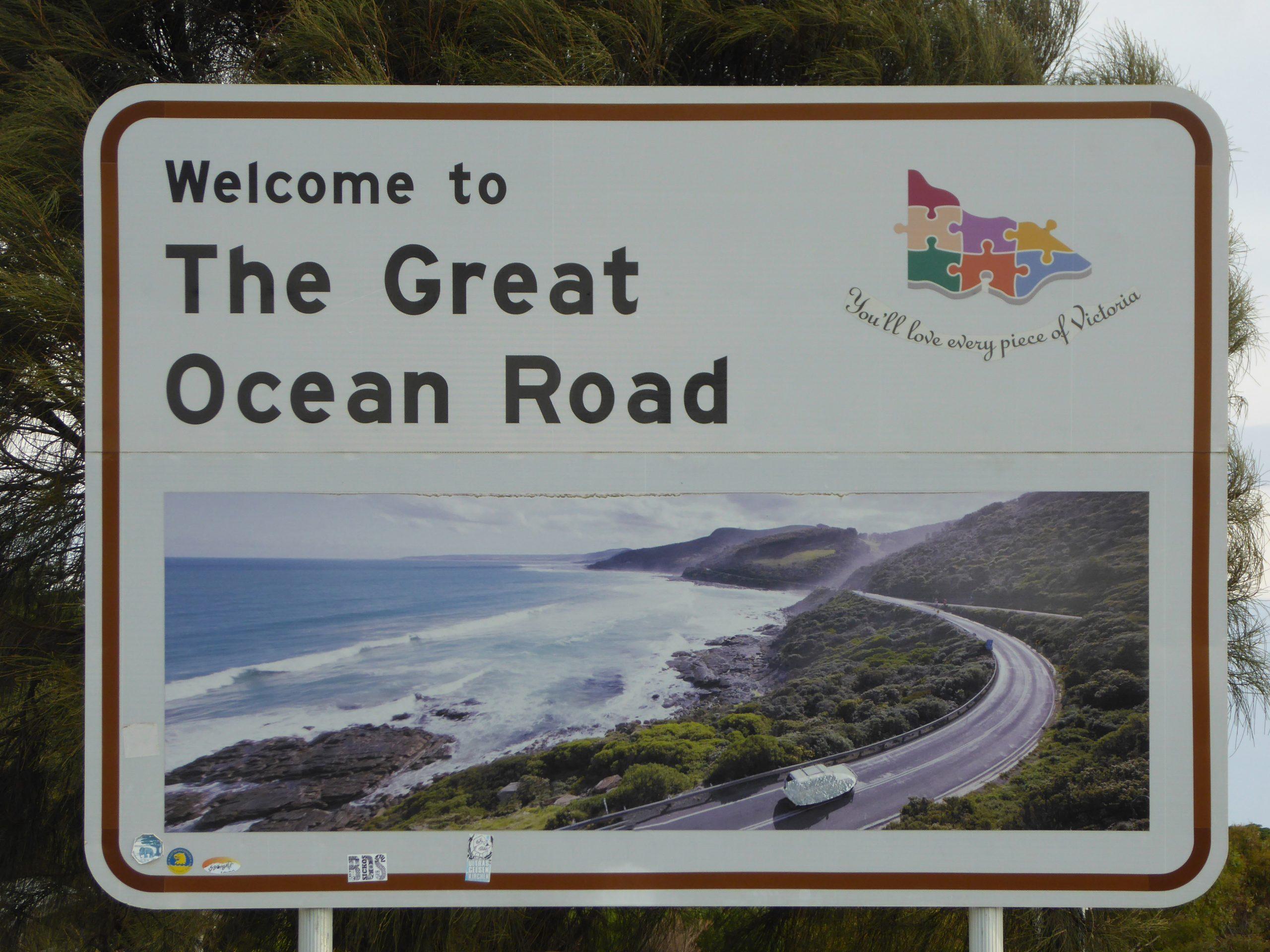 Radreise Australien 2016 - Great Ocean Road