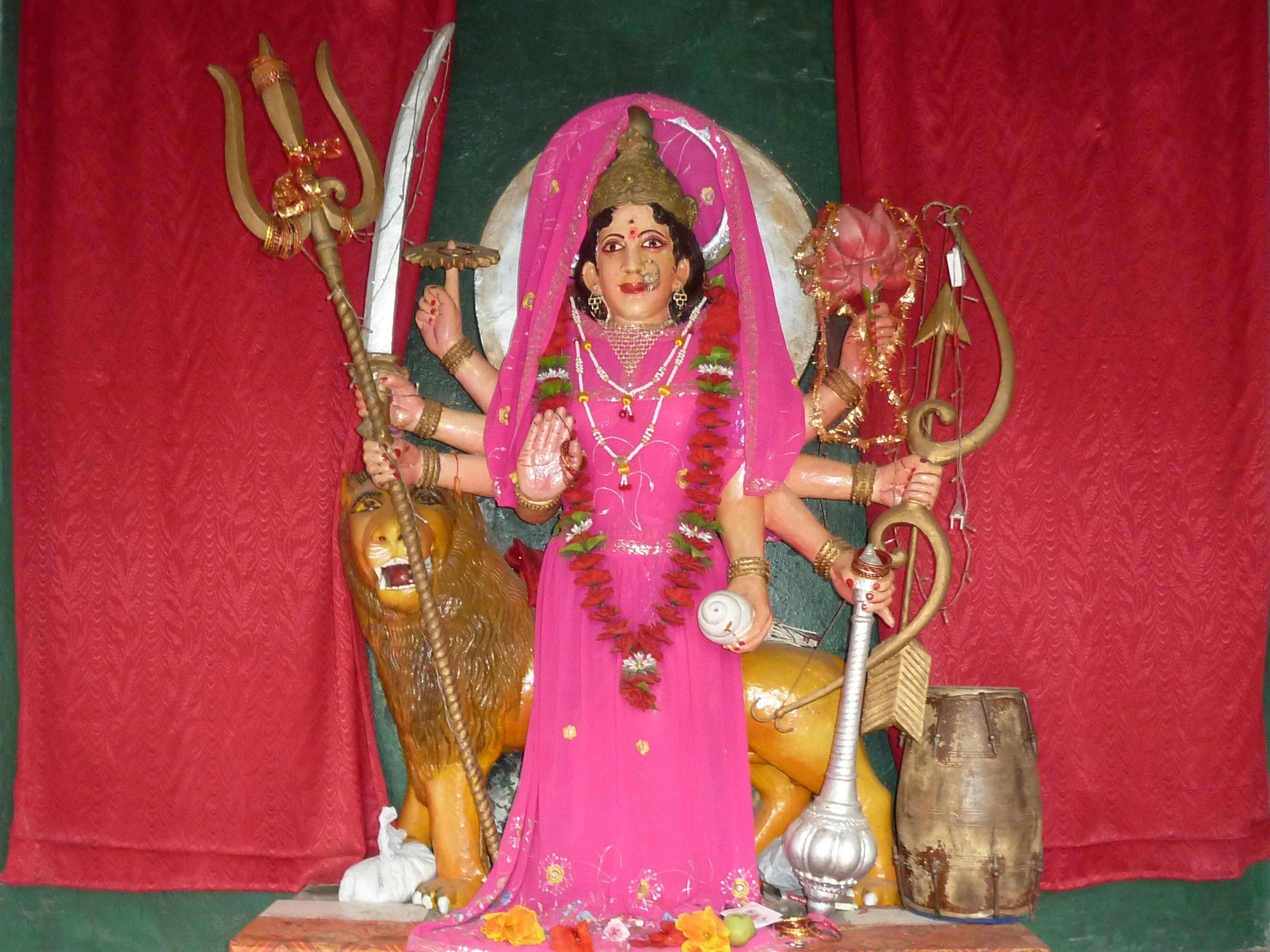 Radreise Ladakh 2012 - Durga