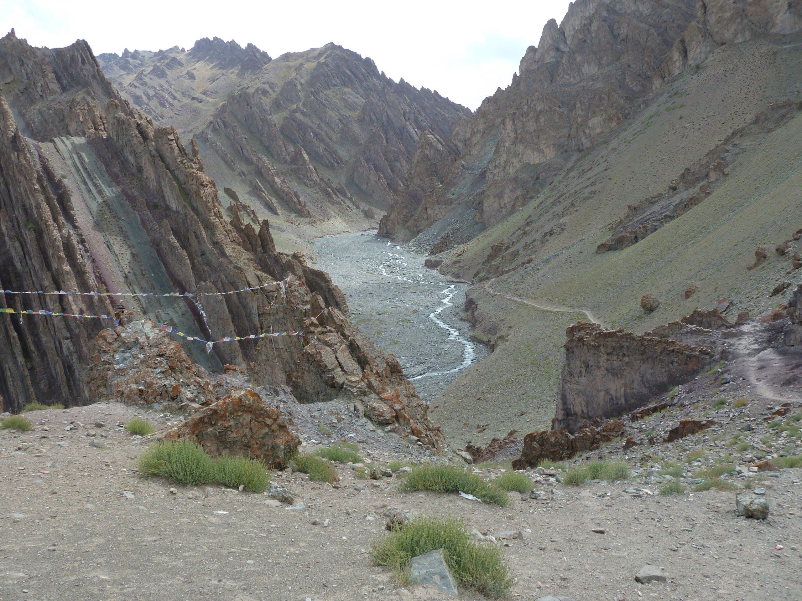 Radreise Ladakh 2012 - Stok Valley und Stok Chu
