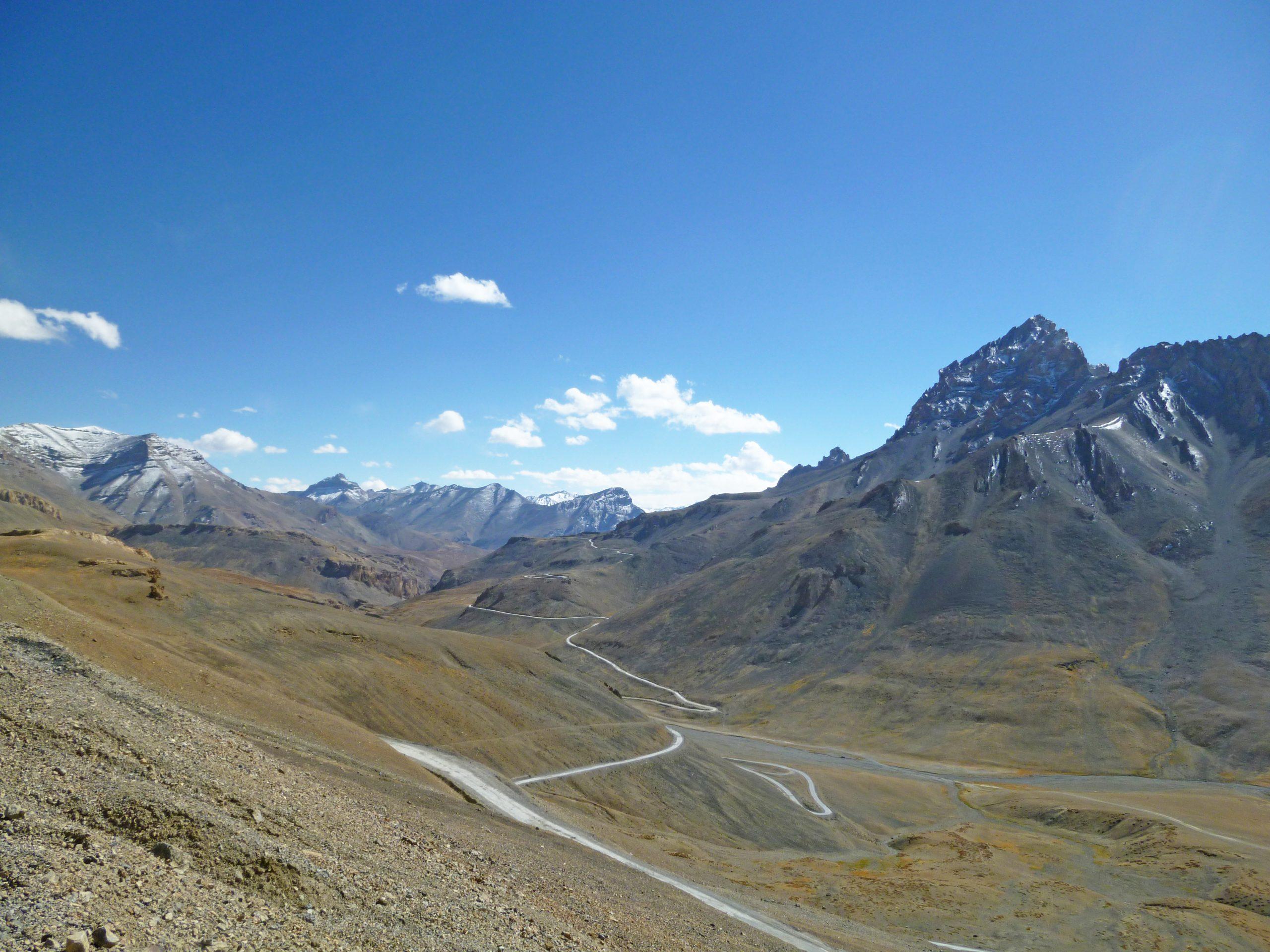 Radreise Ladakh 2012 - Lachulung La und Nakeela