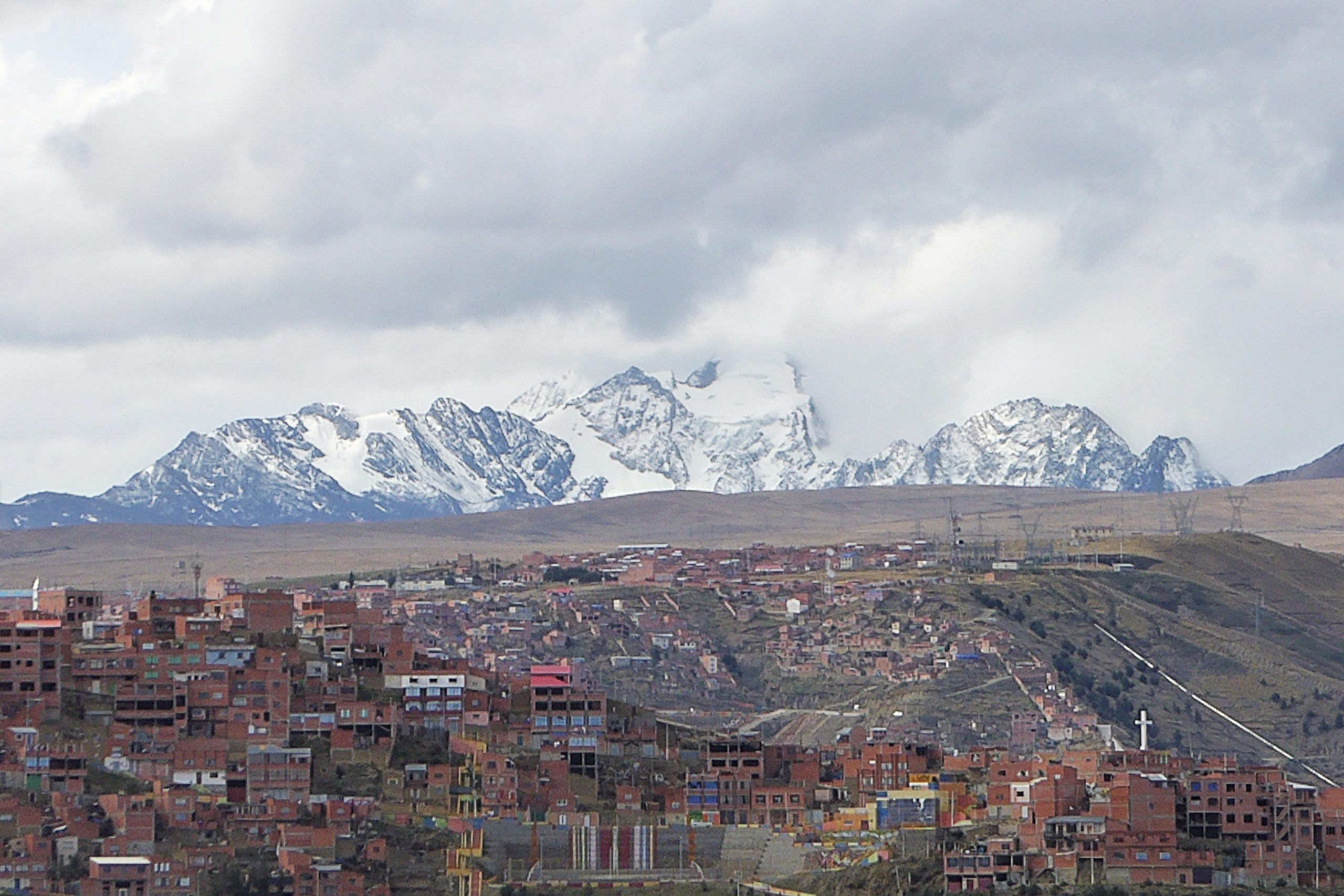 Radreise Südamerika 2019 - Huayna Potosí (6.088m)