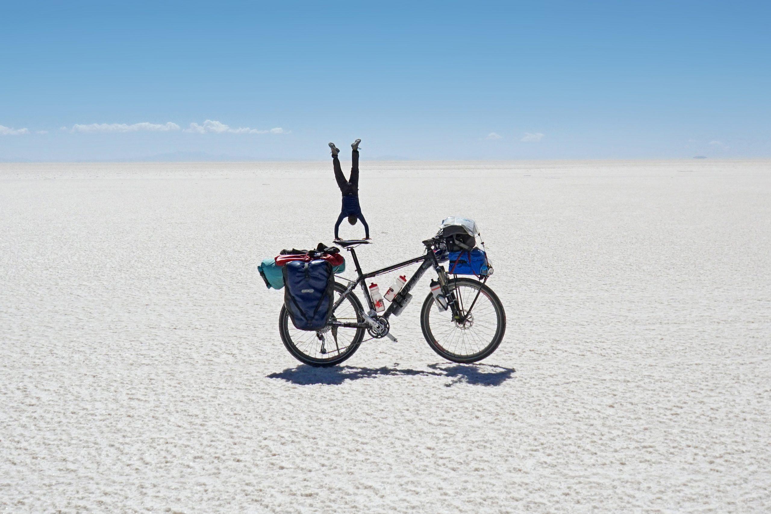 Radreise Südamerika 2019 - Salar de Uyuni