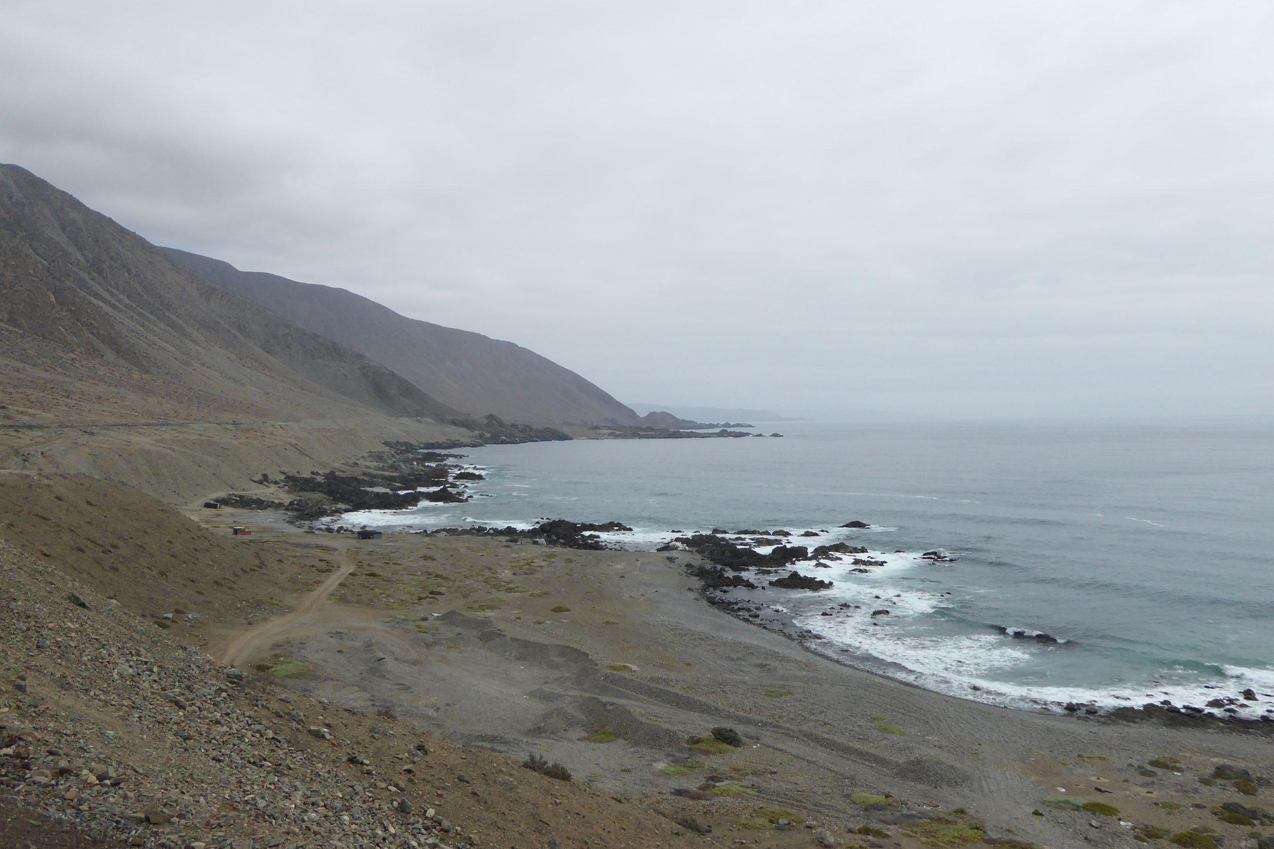 Radreise Südamerika 2019 - RN 1 an der Pazifikküste
