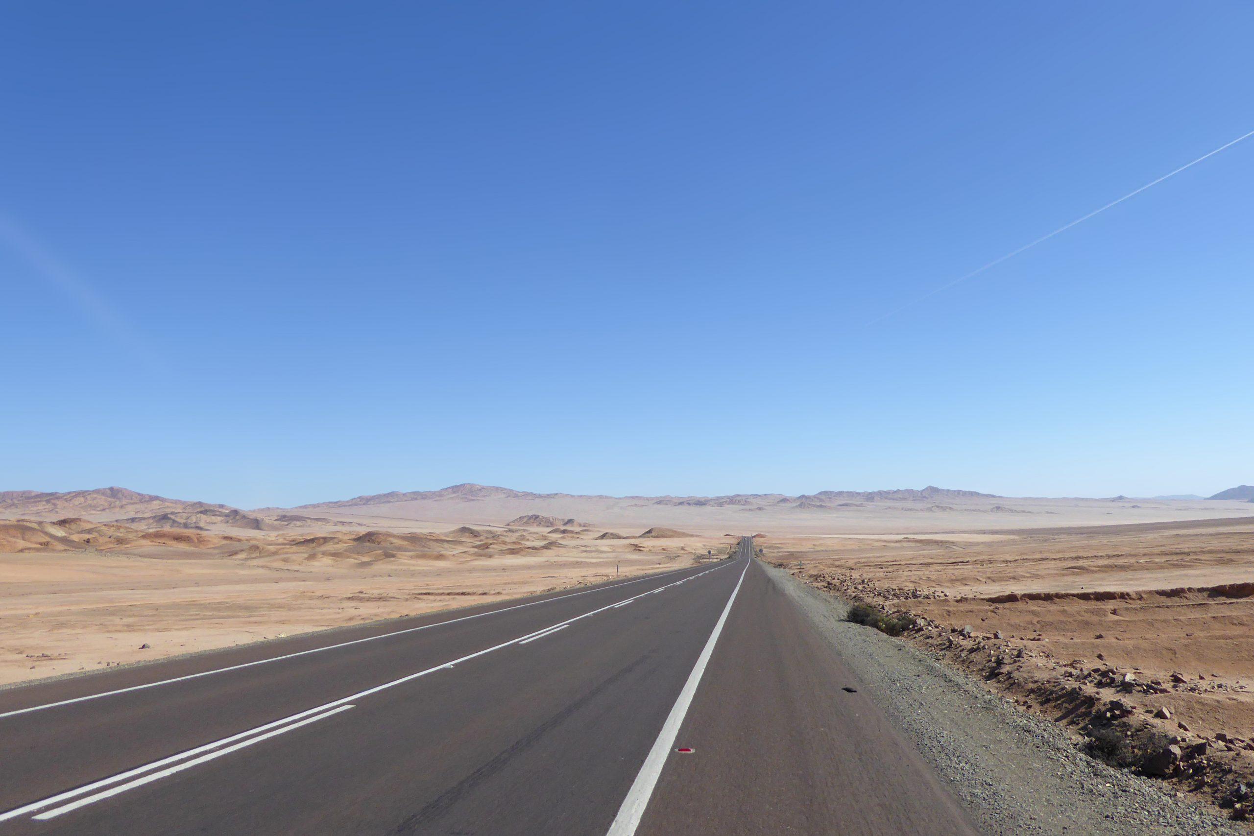 Radreise Südamerika 2019 - RN5 - Panamericana