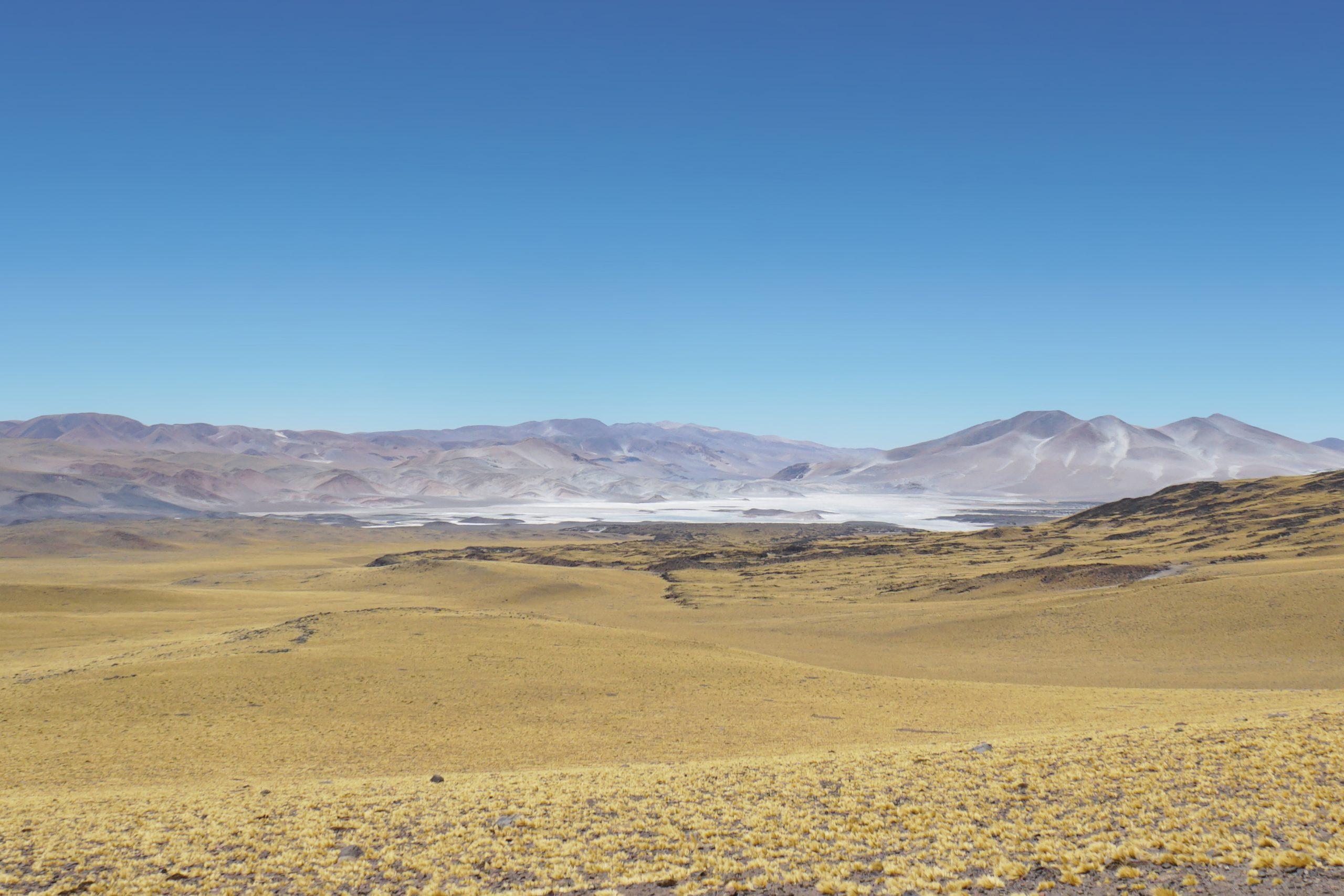 Radreise Südamerika 2019 - Salar am Paso San Francisco