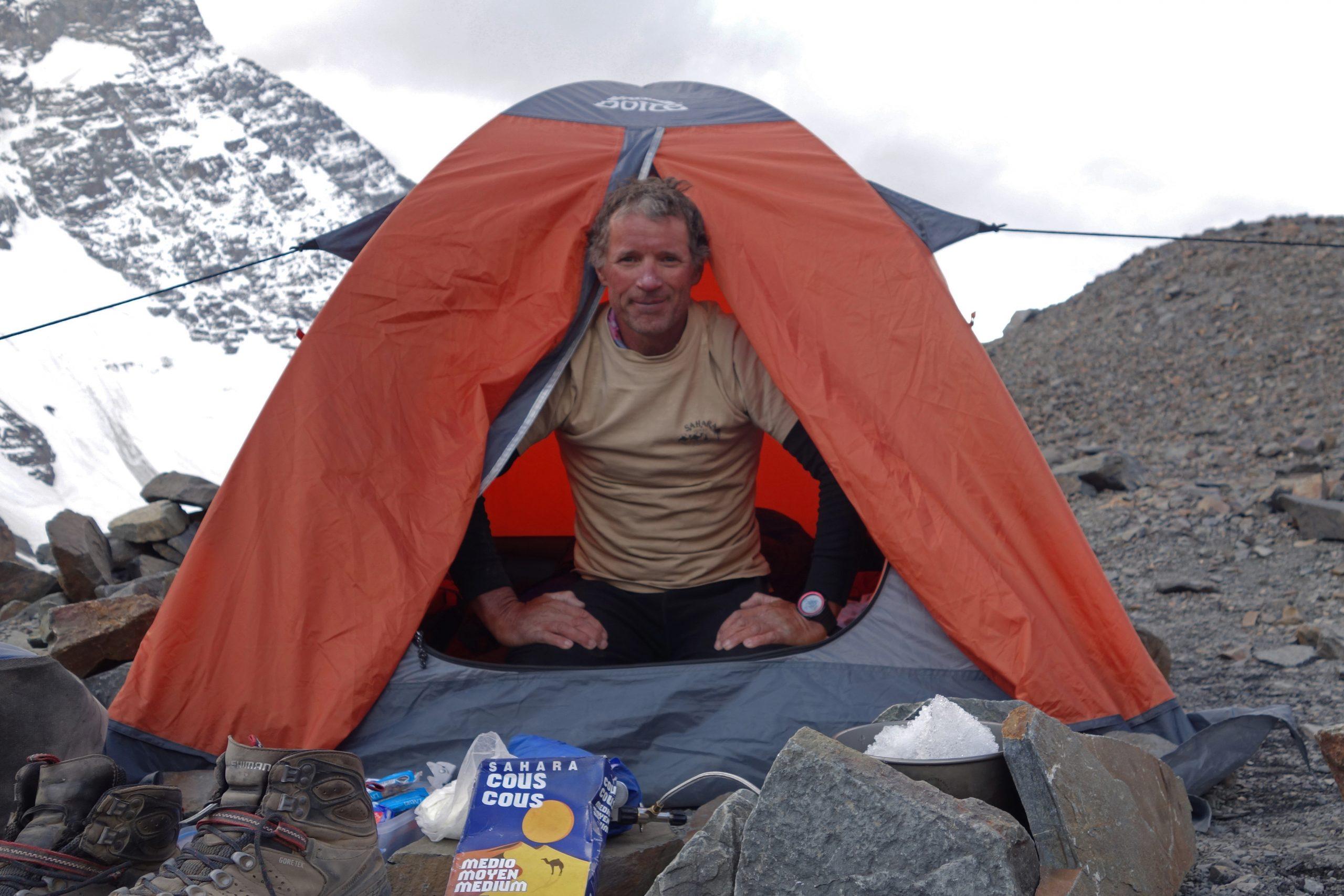 Radreise Südamerika 2019 - Camp Hoyada (4.600m)