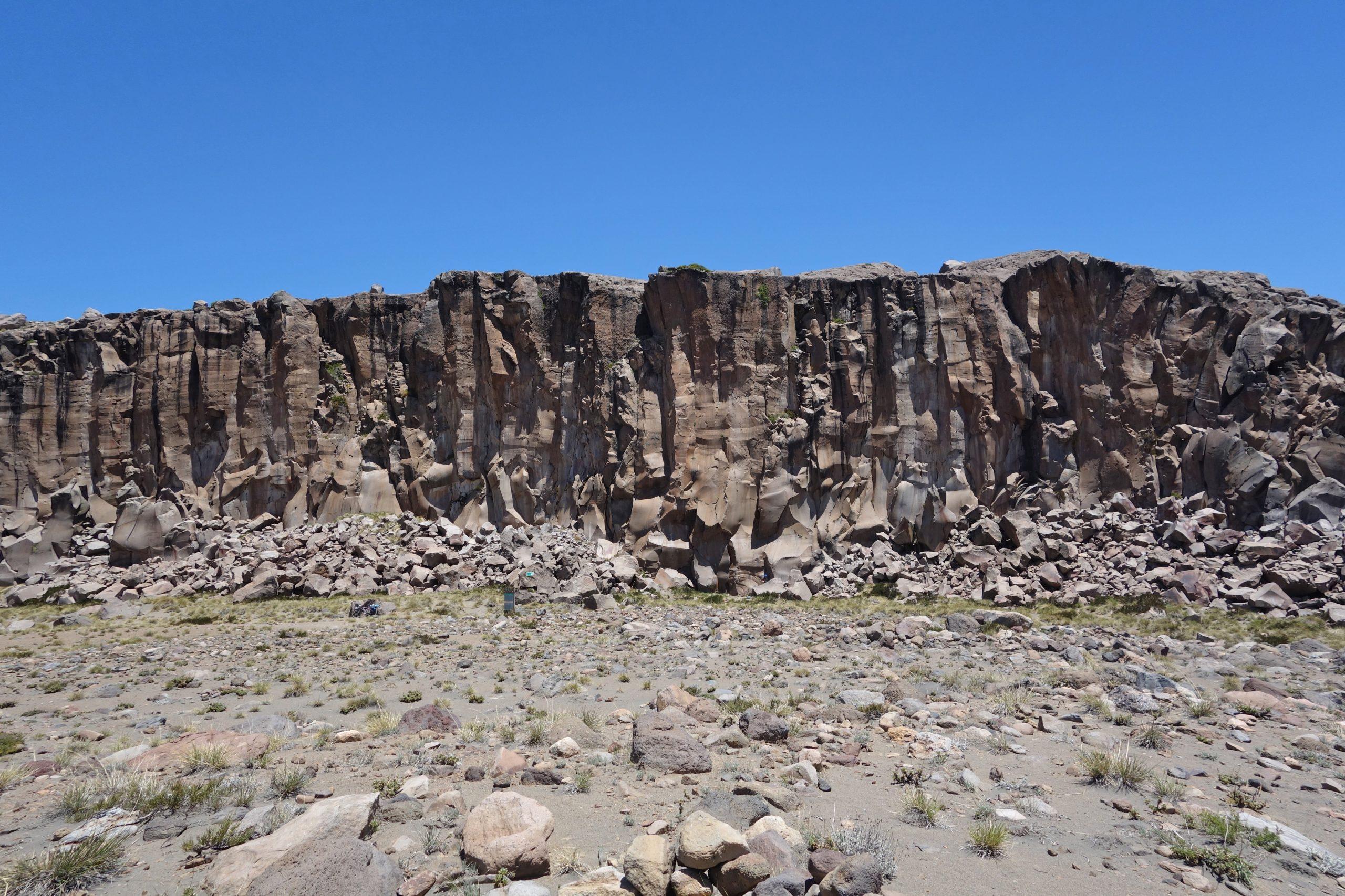Radreise Südamerika 2019 - Valle de los Condores