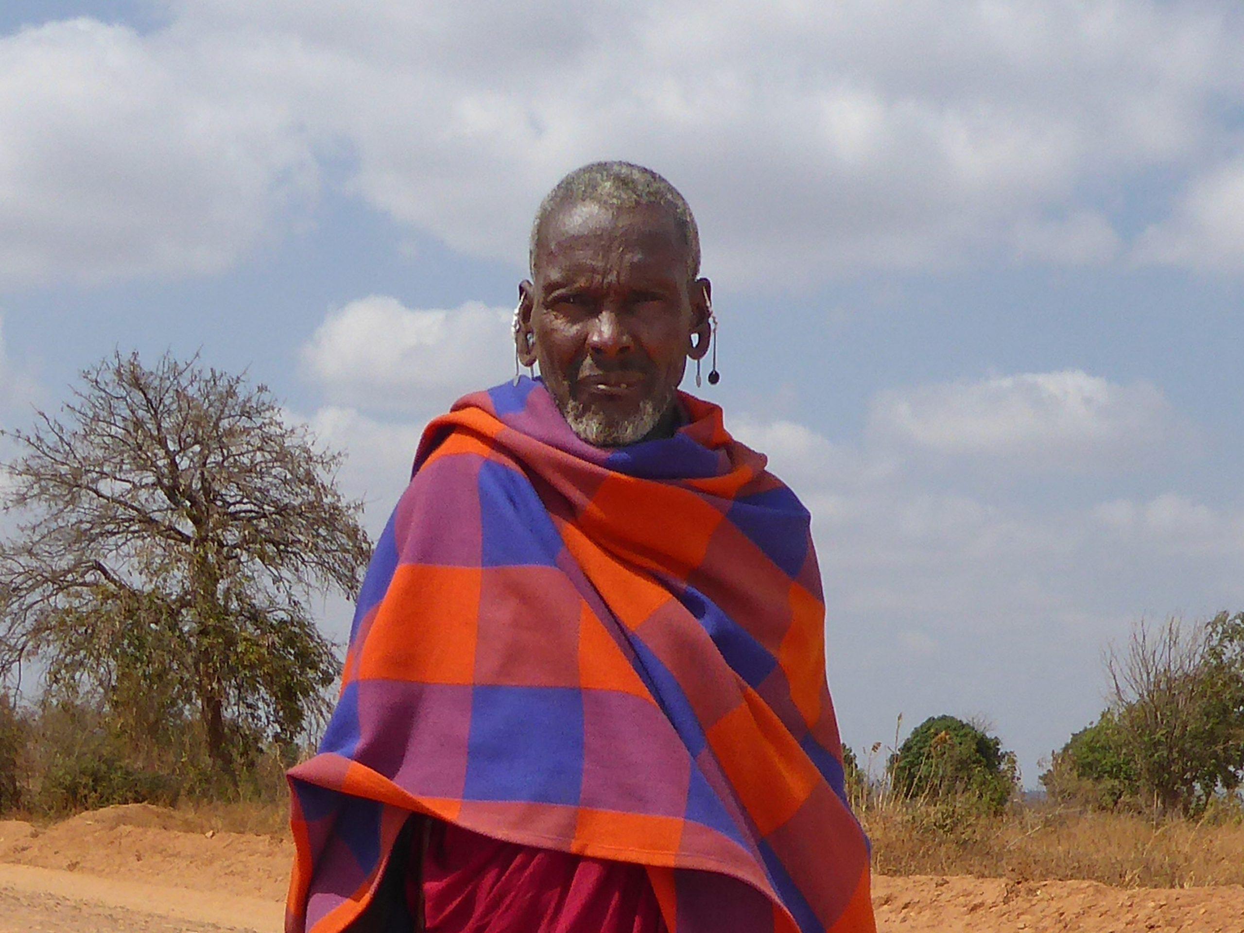 Radreise Afrika 2014 - Massai