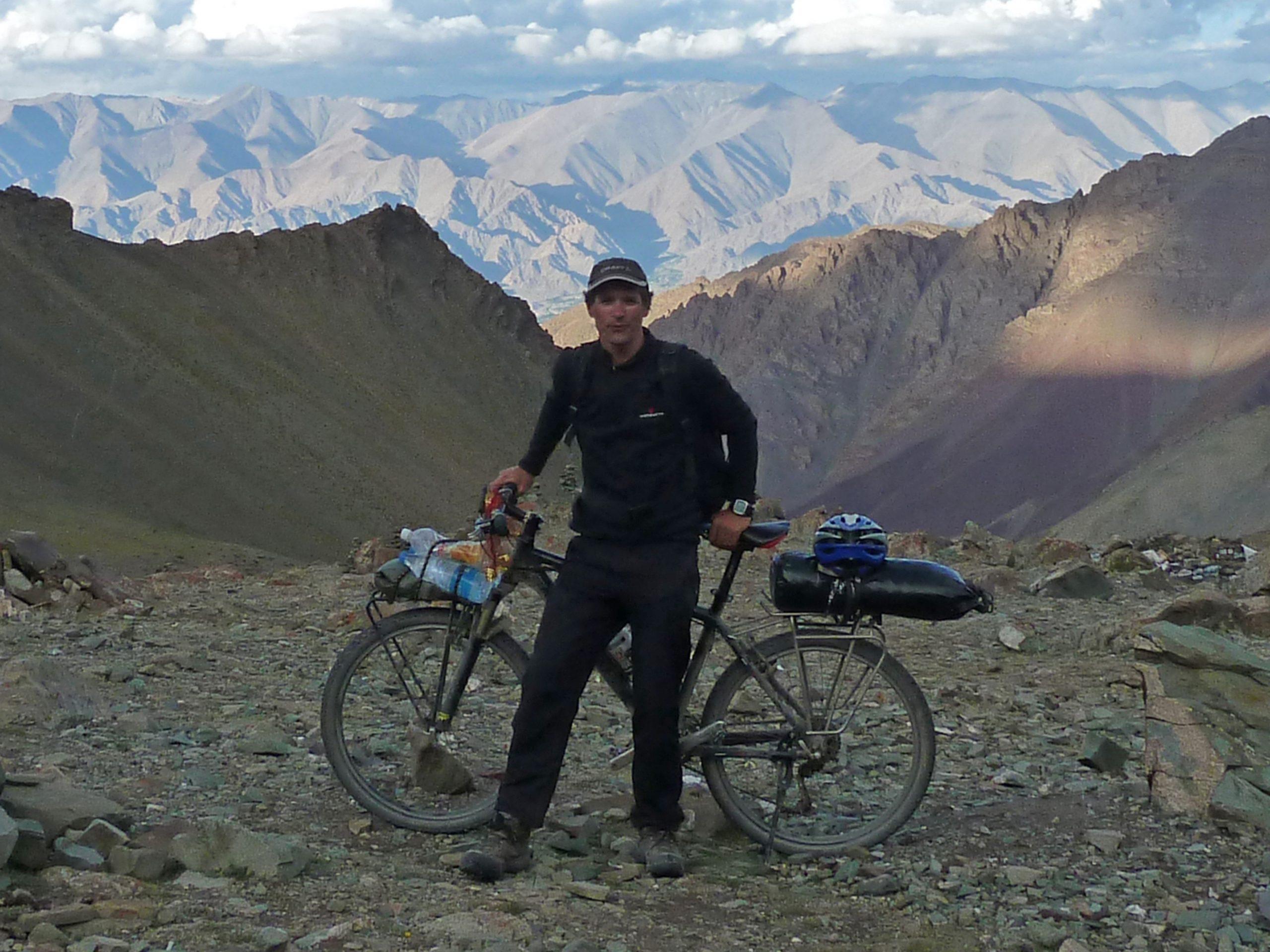 Radreise Ladakh 2012 - Basecamp Stok Kangri (4.980m)