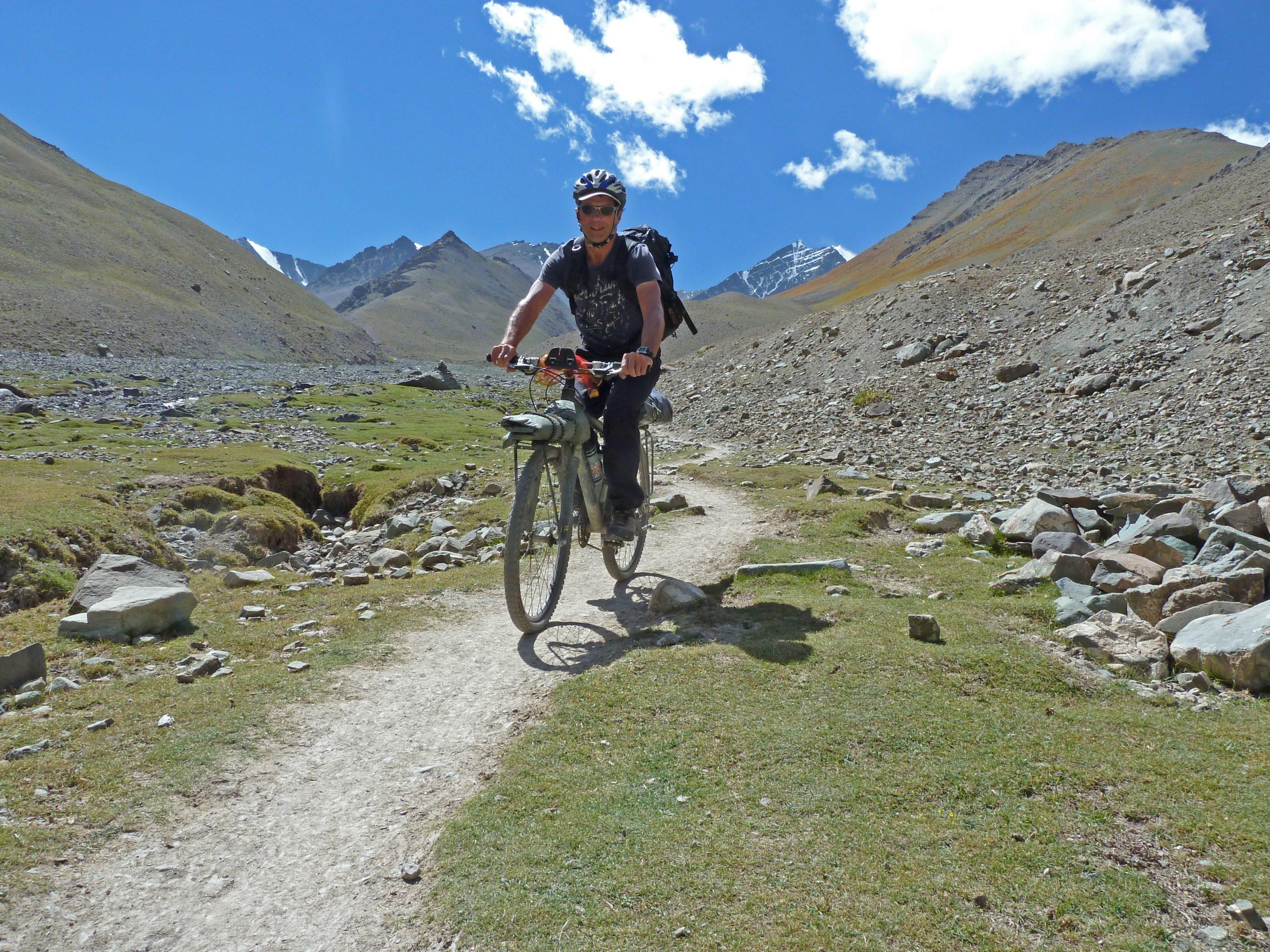 Radreise Ladakh 2012 - Stok Valley und Stok Kangri (6.125m)