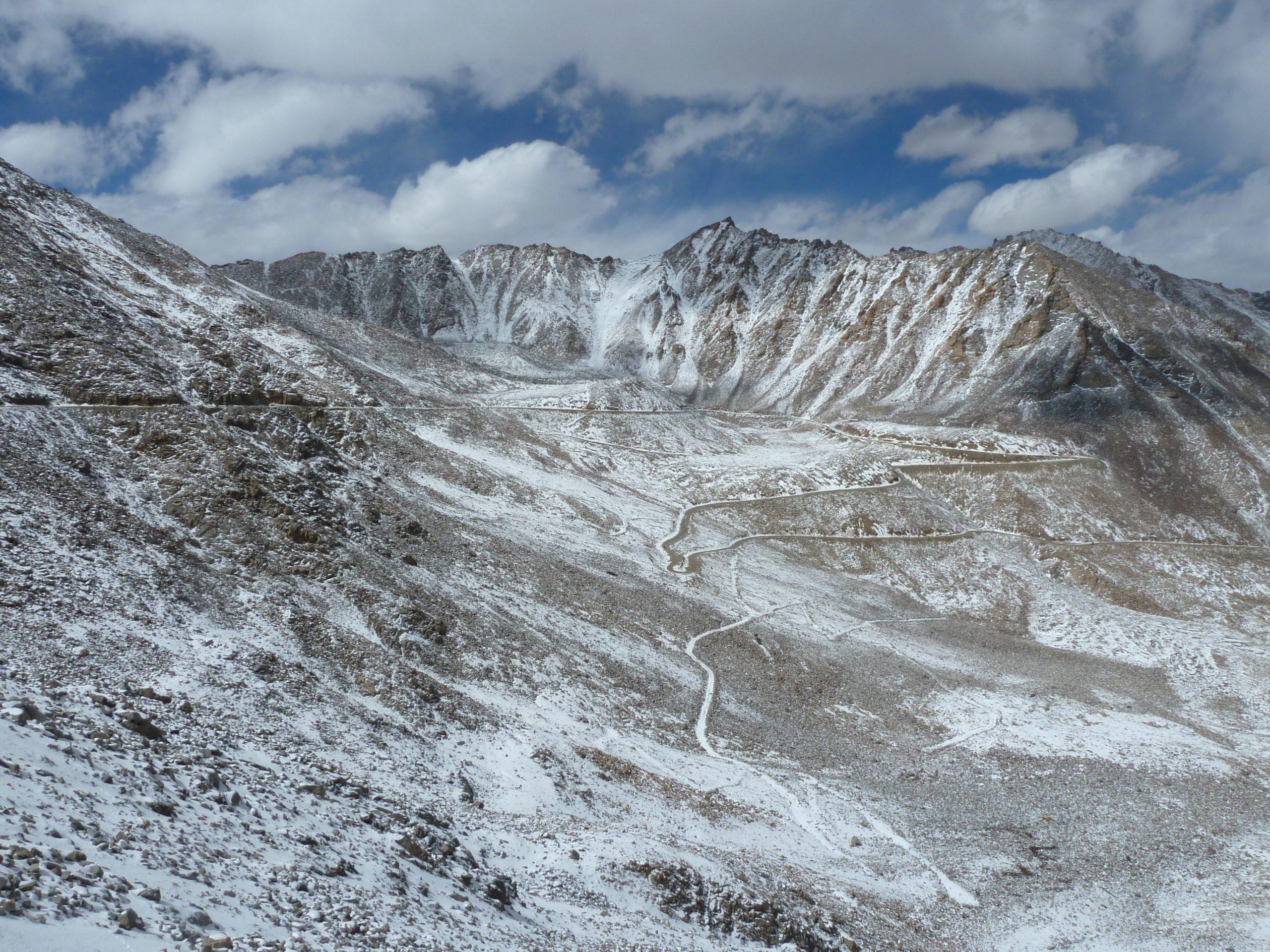 Radreise Ladakh 2012 - Khardung La (5.354m)