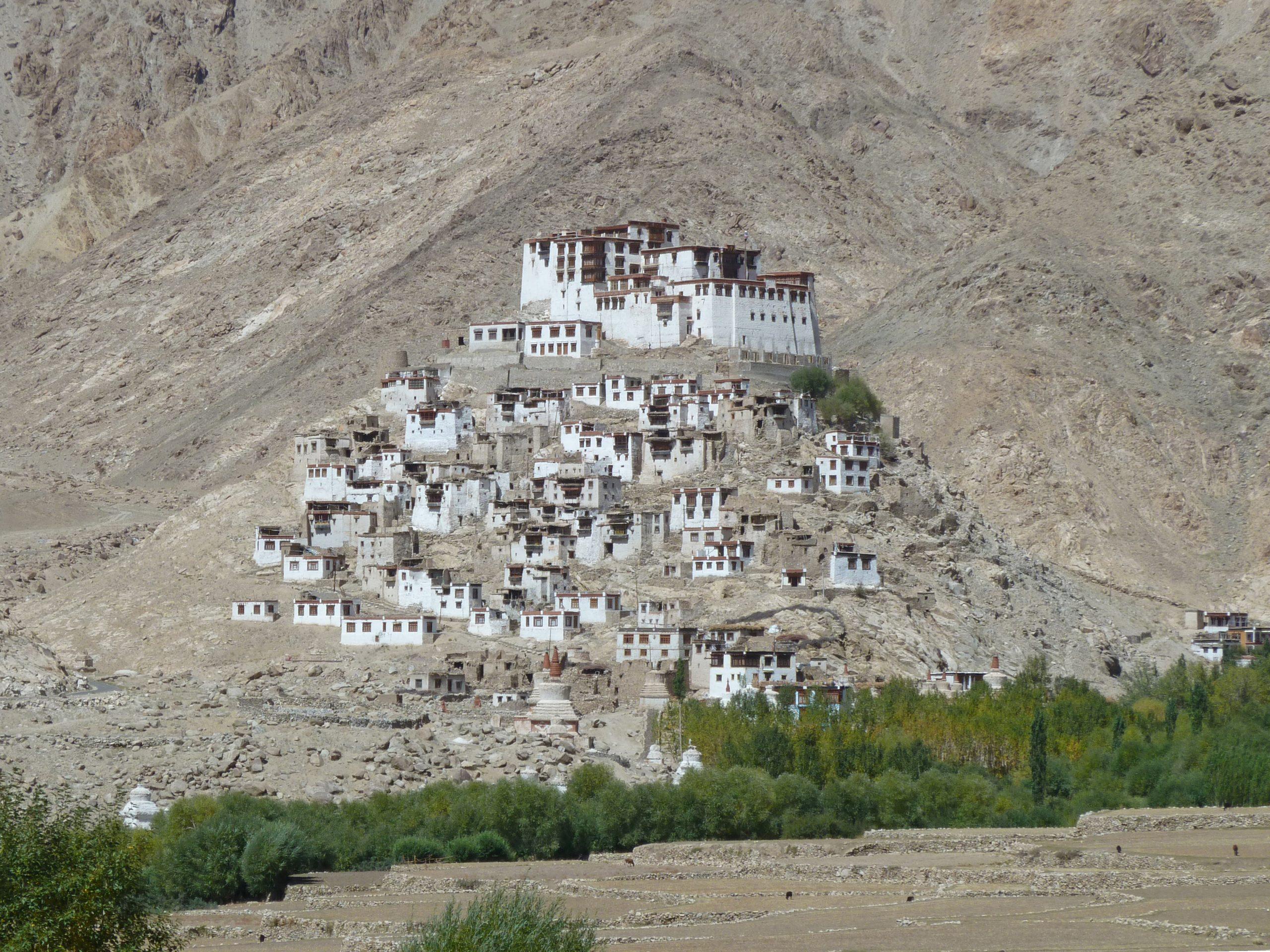 Radreise Ladakh 2012 - Monastery Chemrey