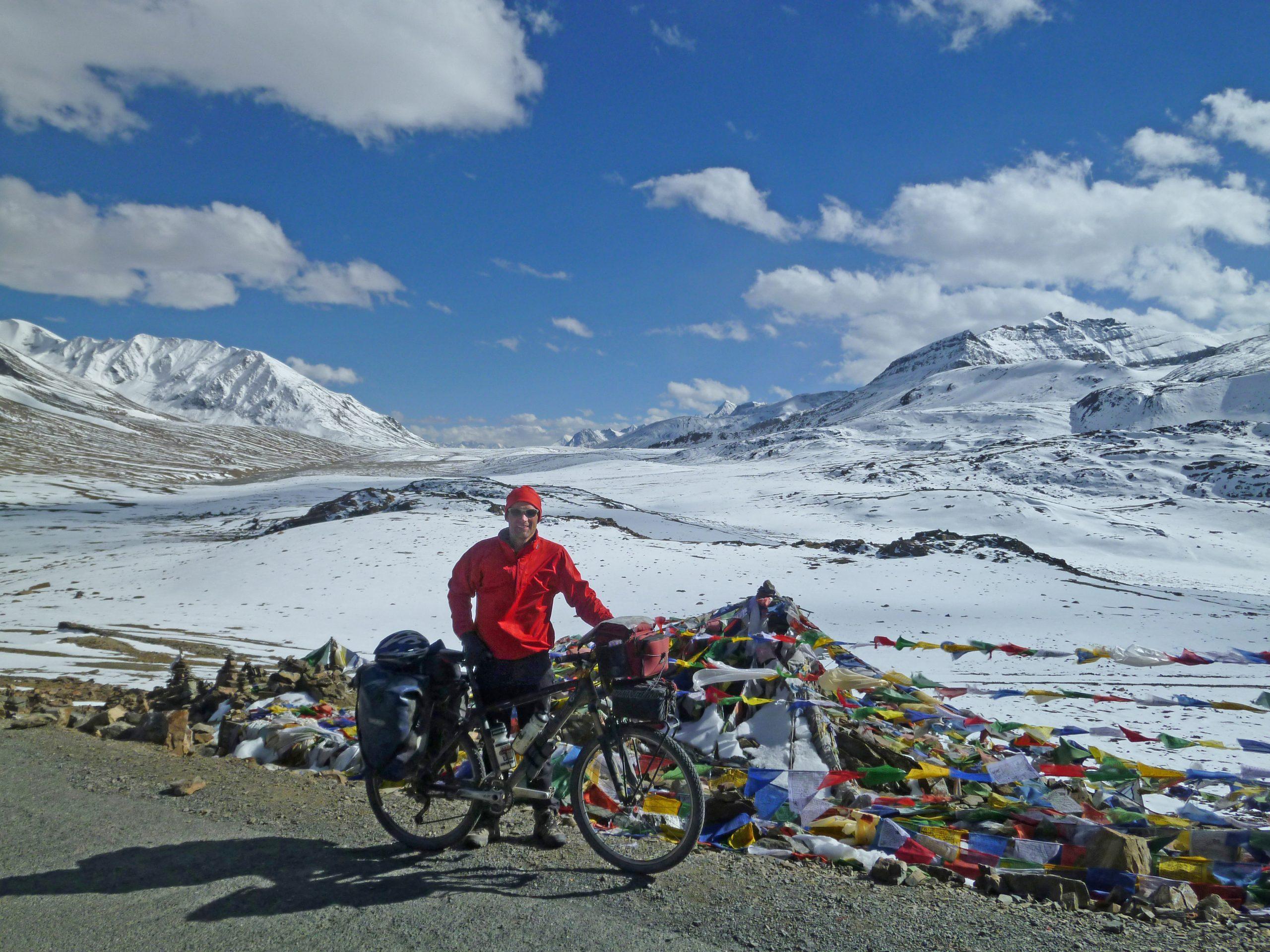 Radreise Ladakh 2012 - Baralacha La (4.917m)