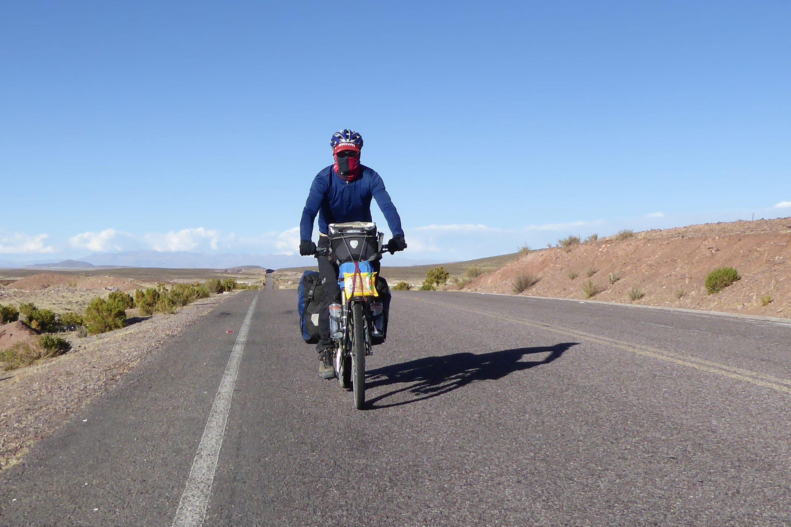 Radreise Südamerika 2019 - Altiplano - Camino 603