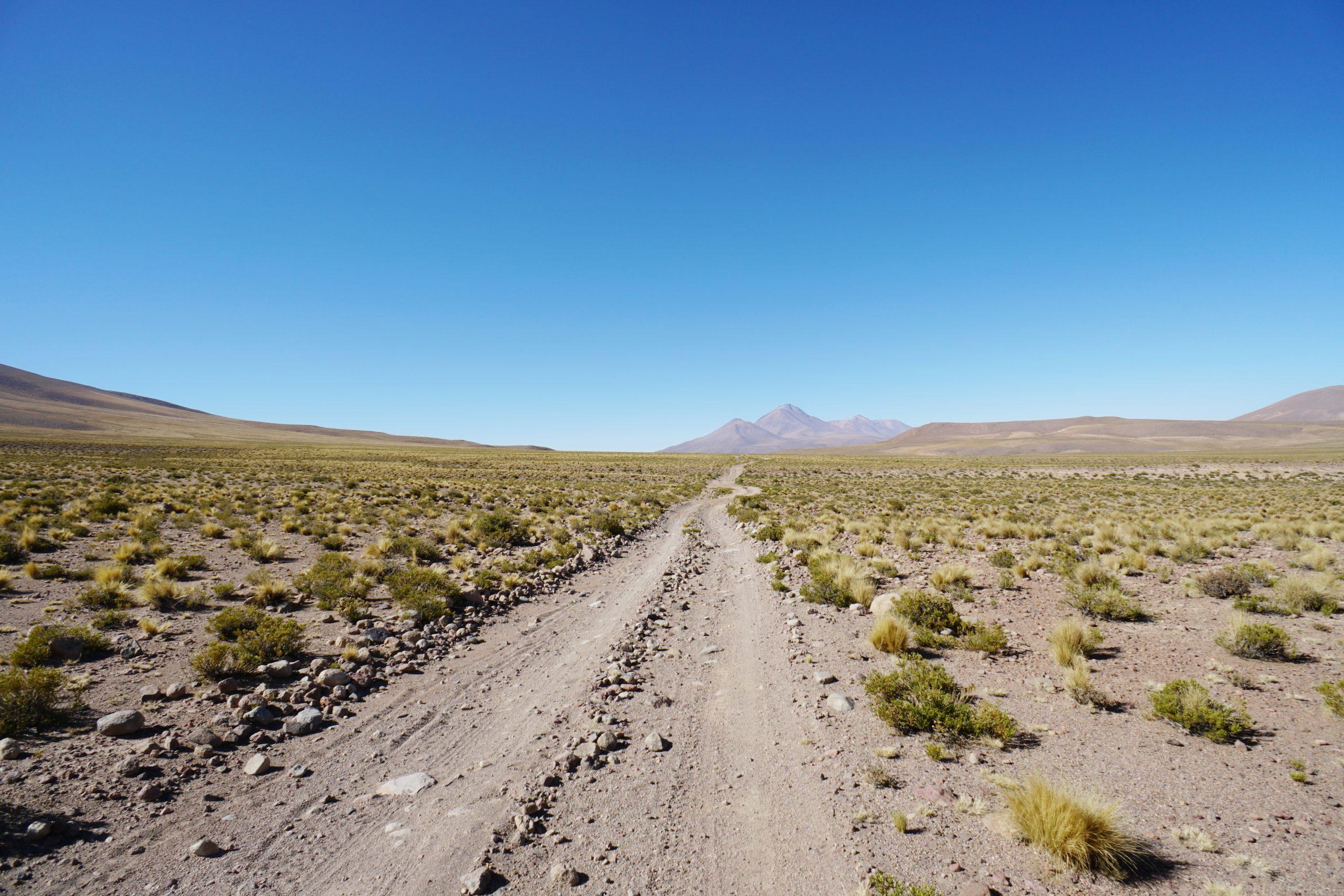 Radreise Südamerika 2019 - Lagunenroute